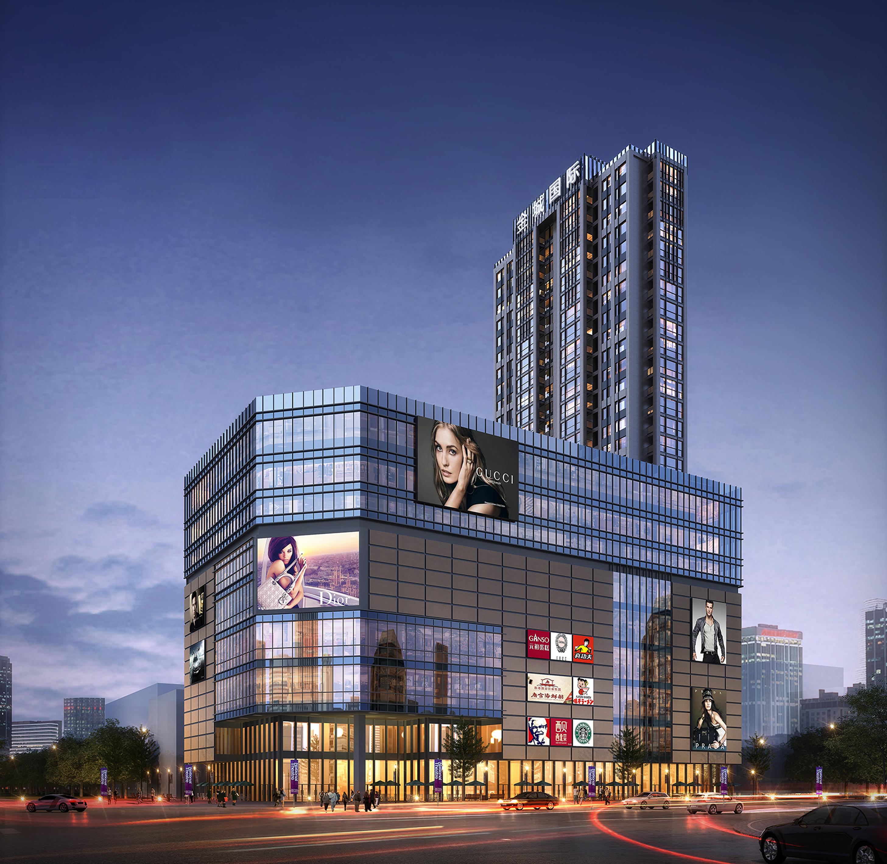 临泉县金城国际购物广场