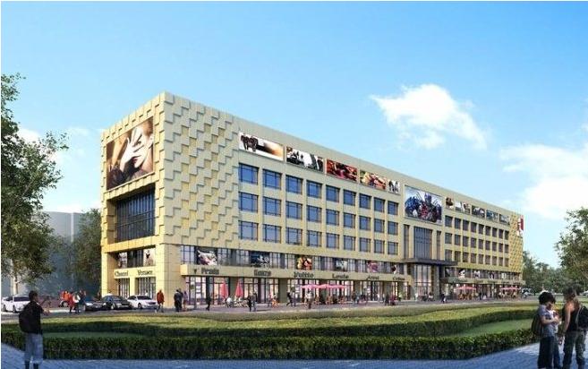 杭州萧山潮人汇商业中心