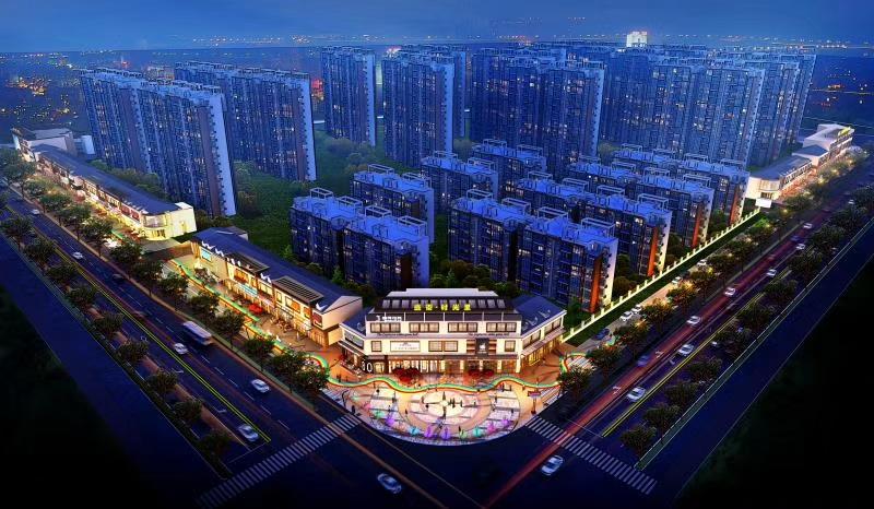 上海盛街时光里