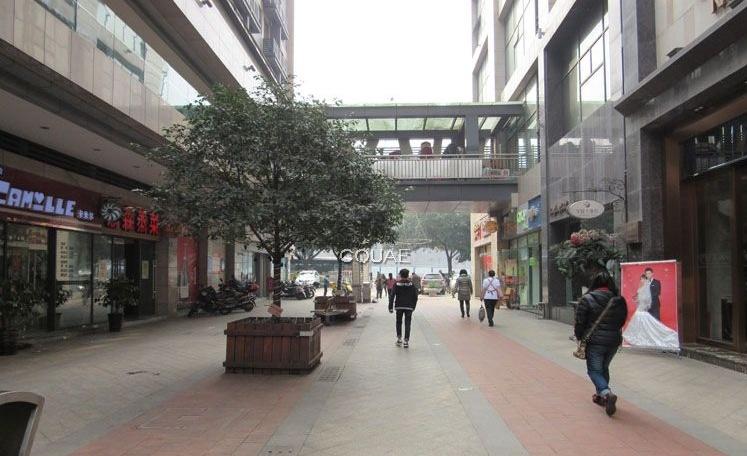 重庆旺德旺城商业街