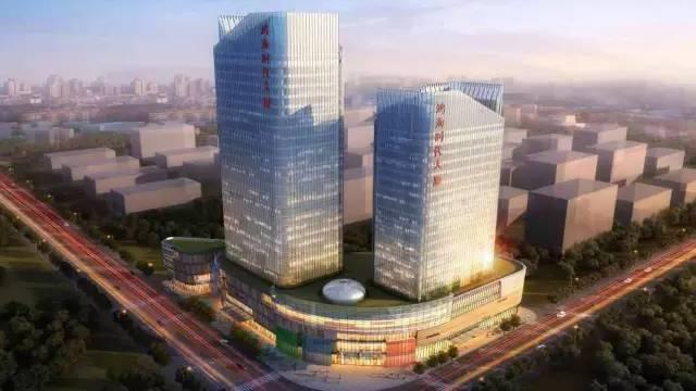 上海黄金钫商业中心