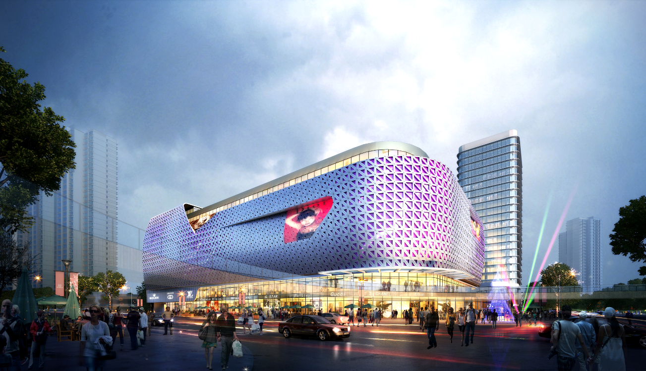 宜春润达国际购物中心