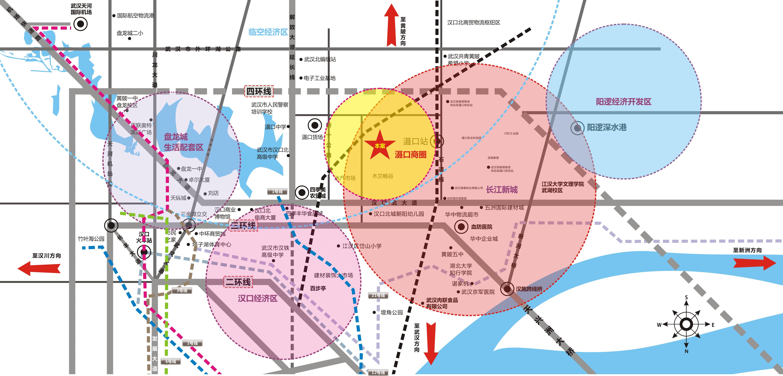 武汉木兰畅谷-国际物联港
