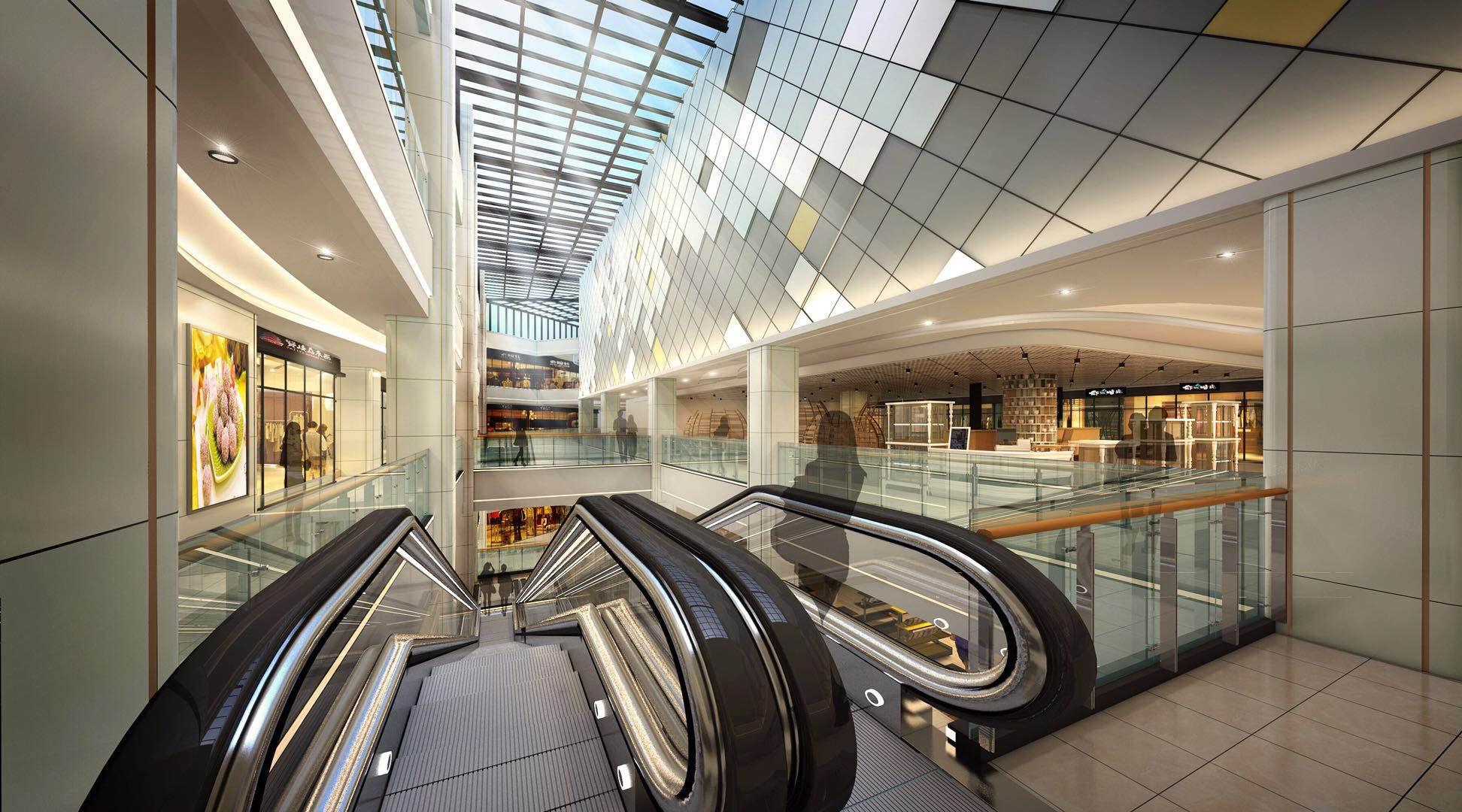 成都洲际亚洲湾购物中心