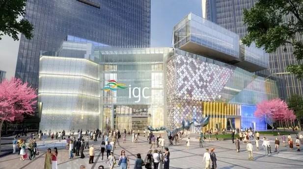 广州天汇广场IGC