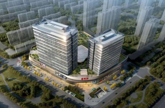 郑州龙湖锦艺城购物中心