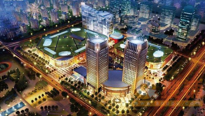 滁州世贸·摩卡购物公园