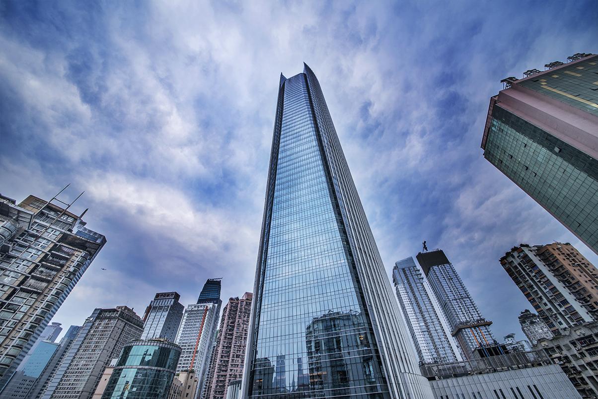 重庆海航保利国际中心