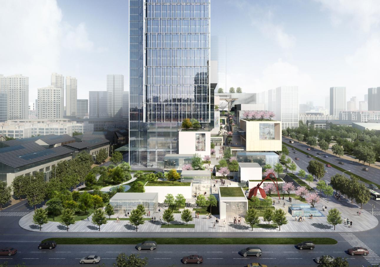 华侨城西安国际文化中心