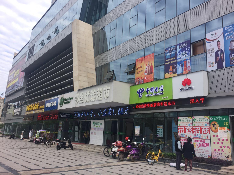 乐山蓝山荟商业广场