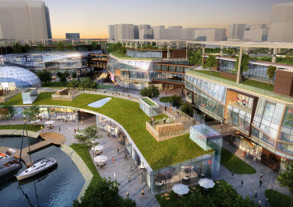 北京工体范生活体验广场