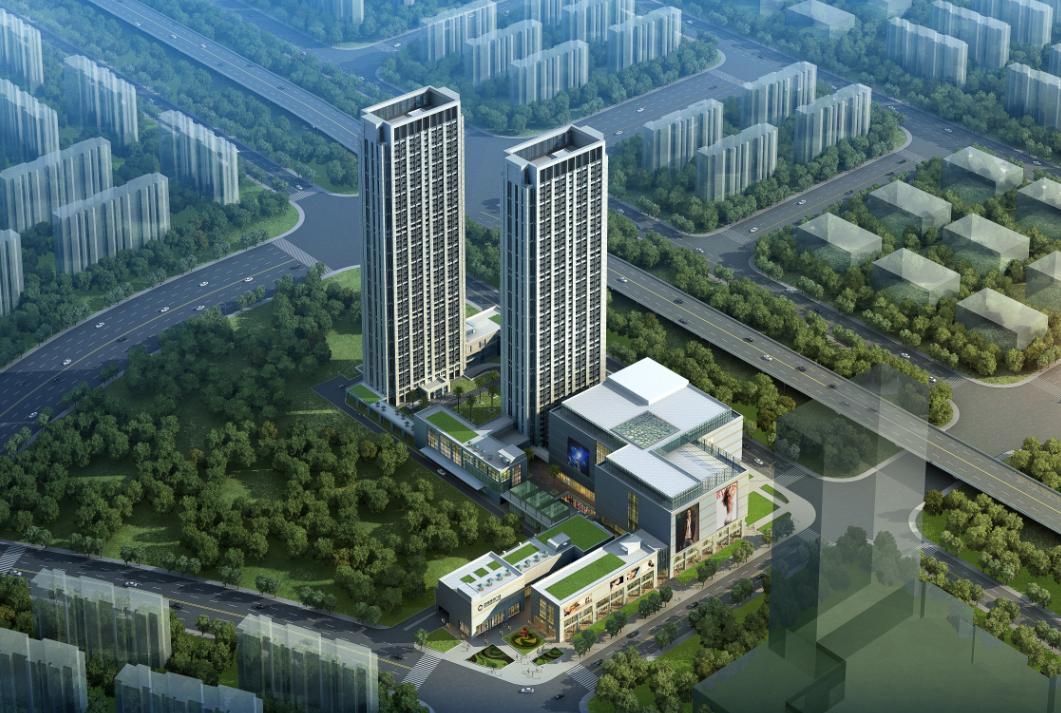 武汉泛海城市广场二期