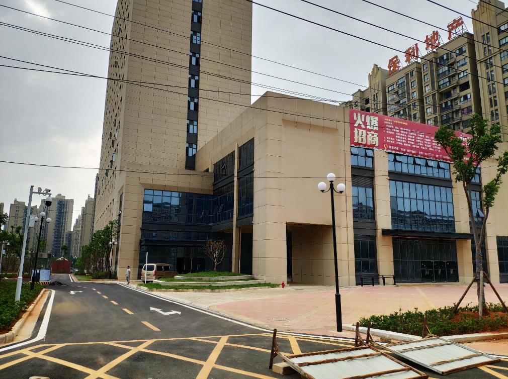 武汉新时代广场(庙山商业大楼)