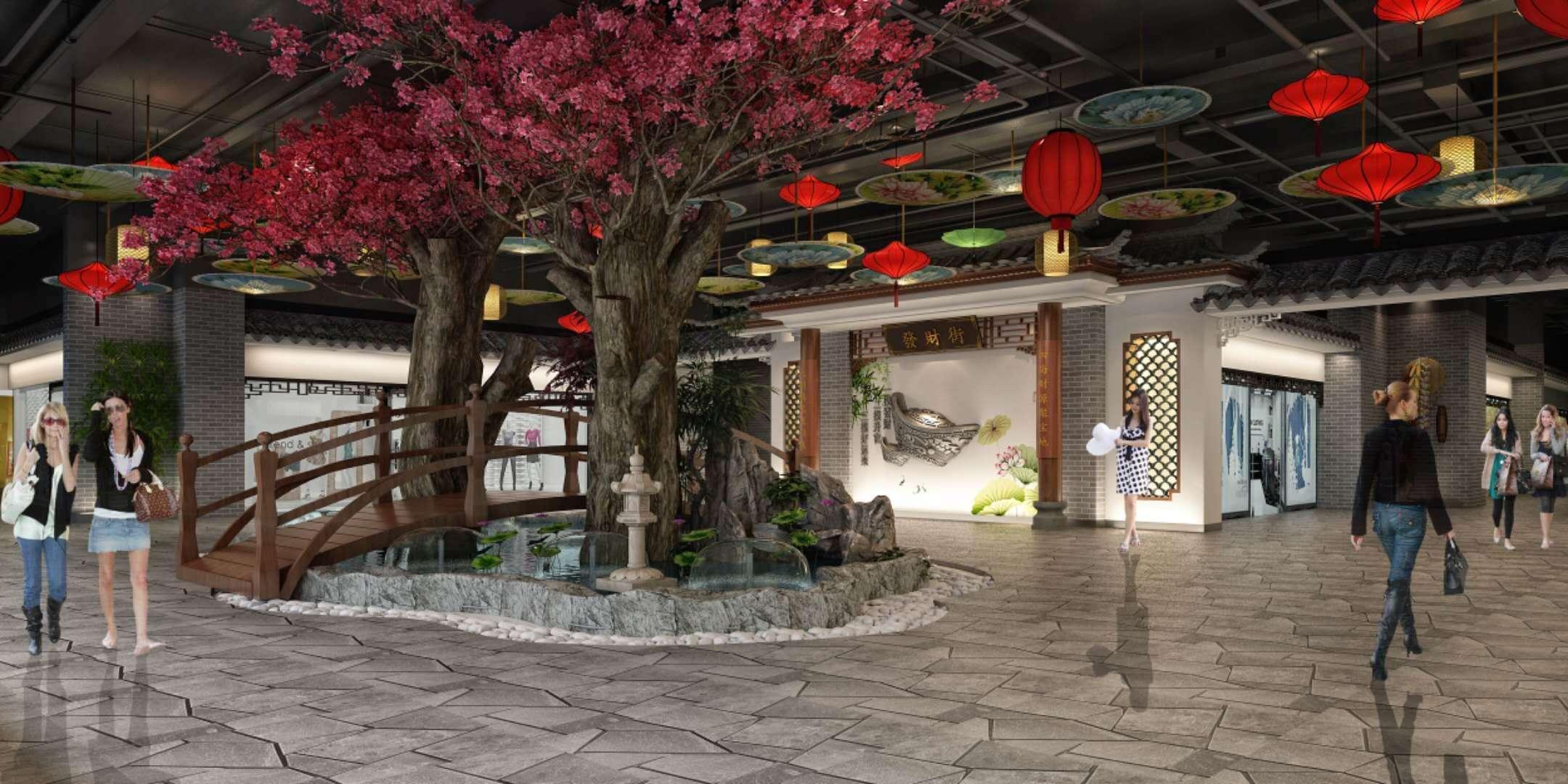 西安亚趣文化广场