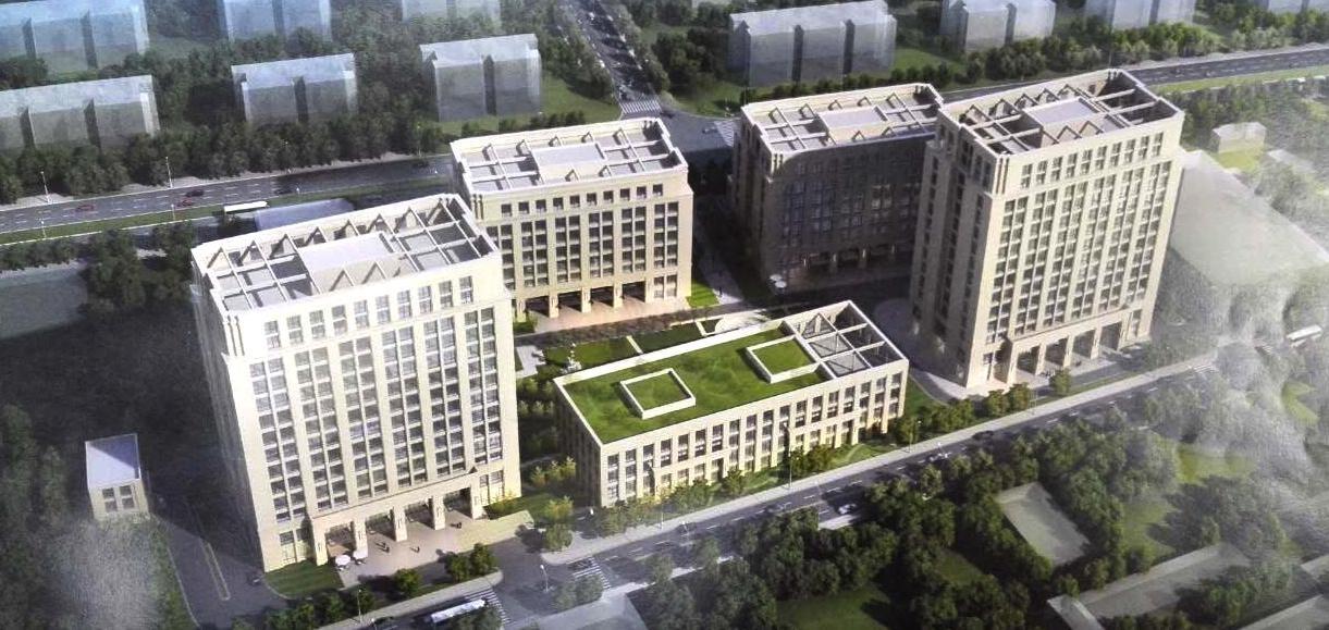 上海中建幸福空间