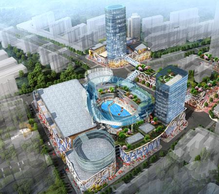 南昌新建中心(POPOPARK)
