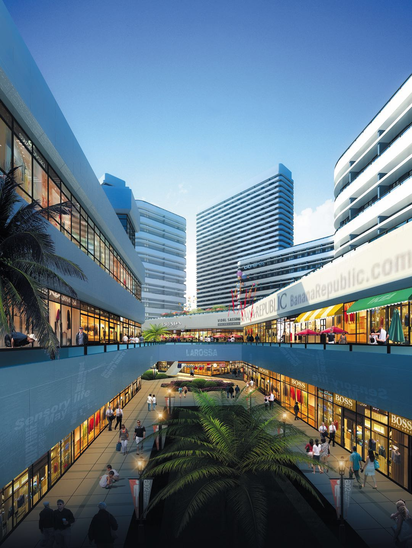 苏州常熟宝鸿商业广场