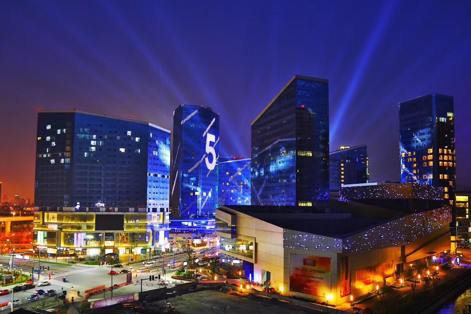 宁波博地影秀城