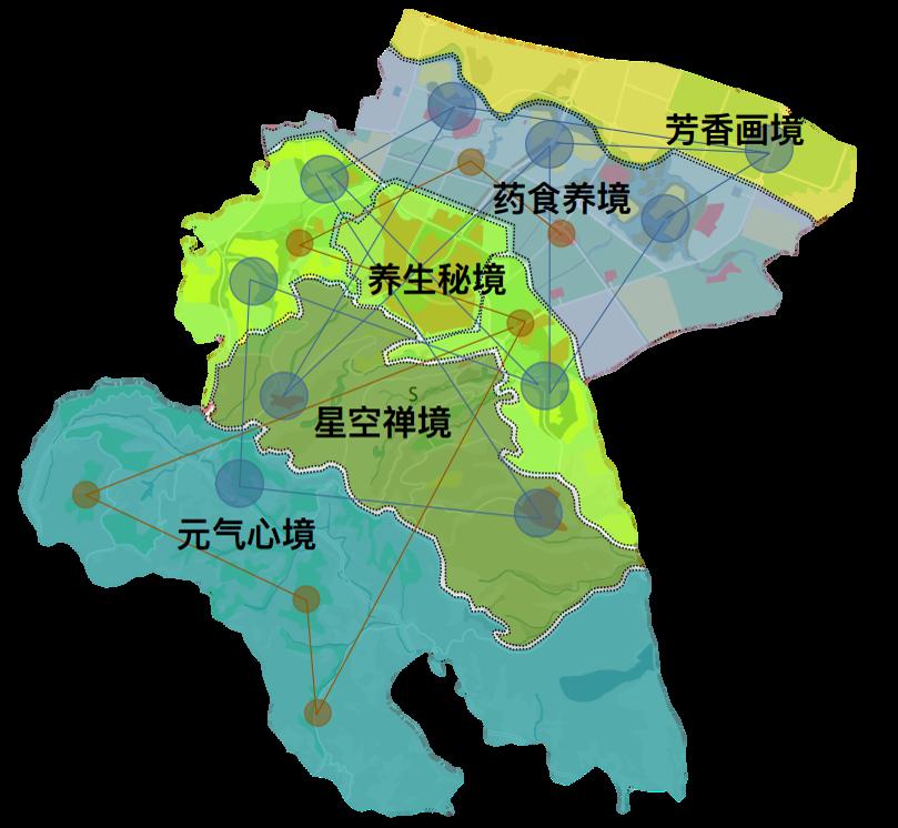 蓝城·德仁堂国际自然康养小镇