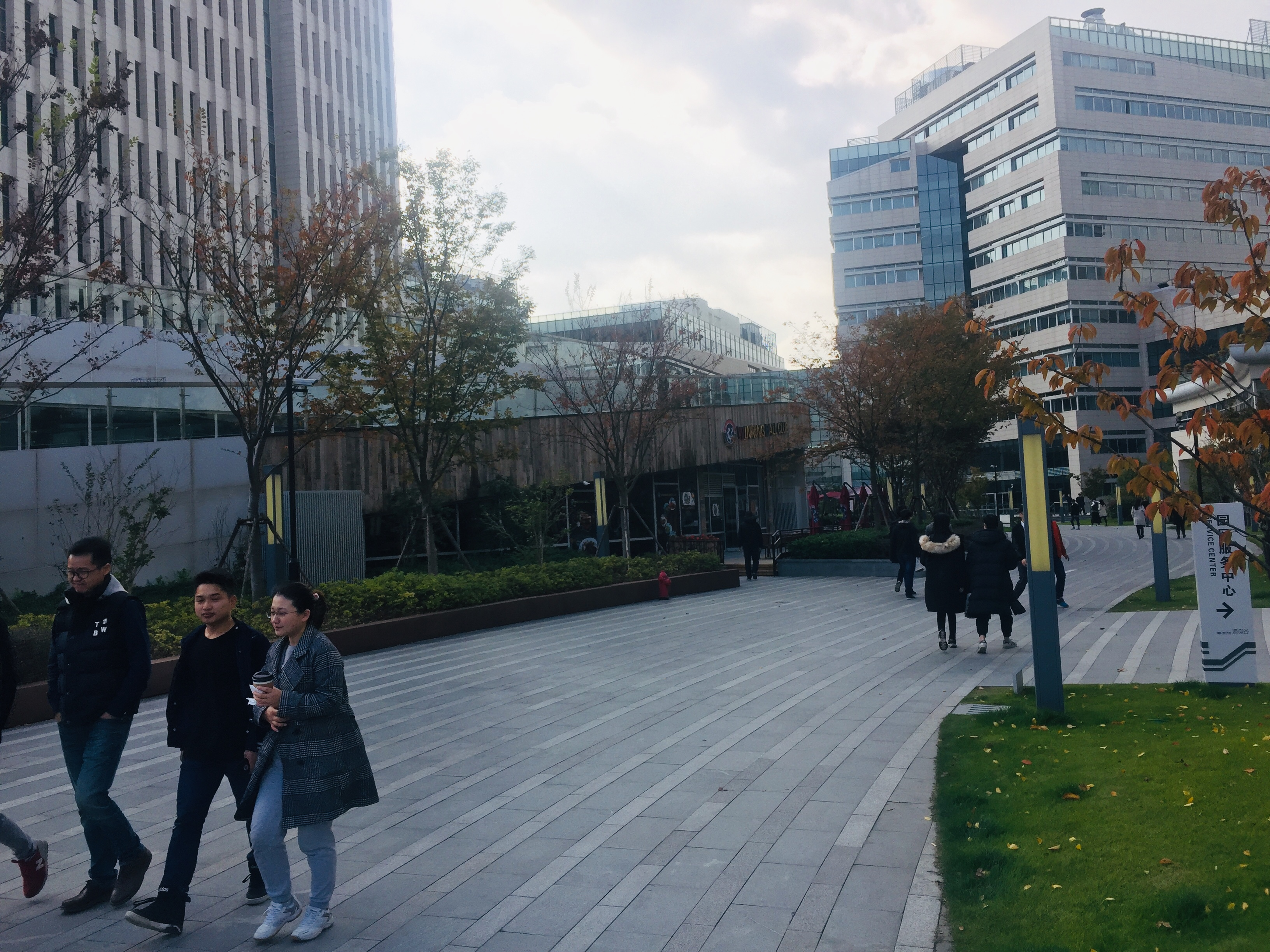 上海市盛大天地源创谷
