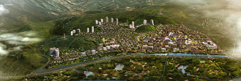 玉溪抚仙湖·广龙小镇