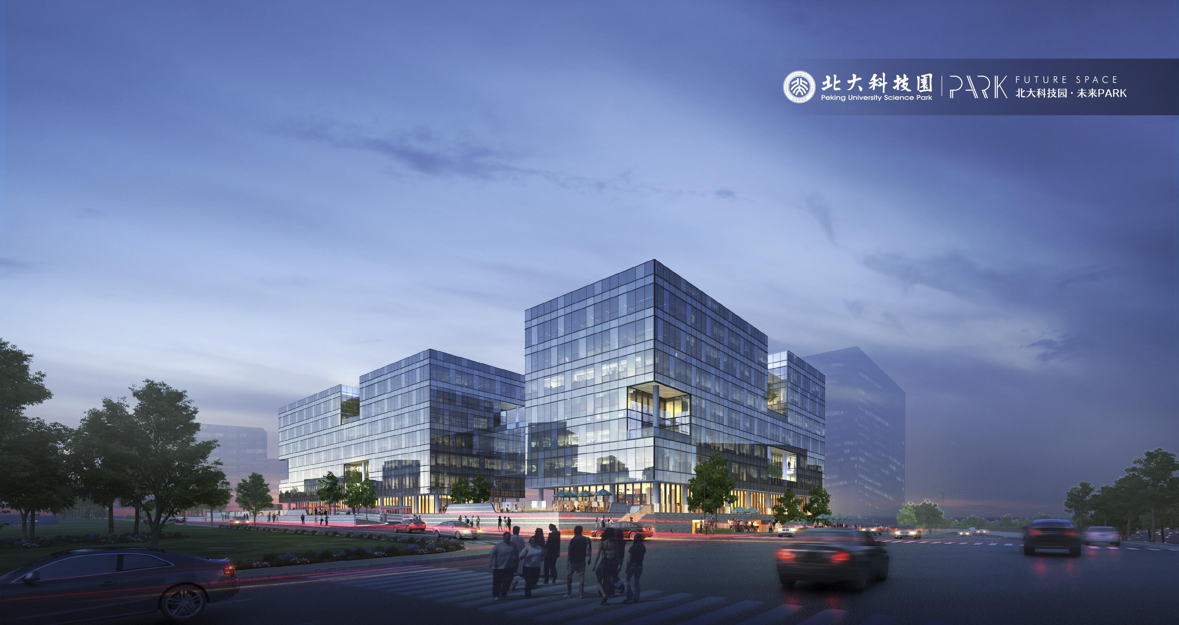 金华北大科技园