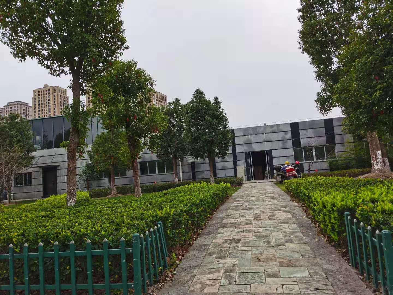乐清下沉式商业广场