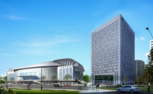 北京首钢体育大厦