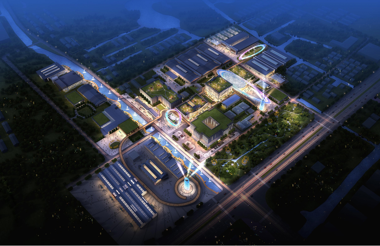 上海界龙文化创意园