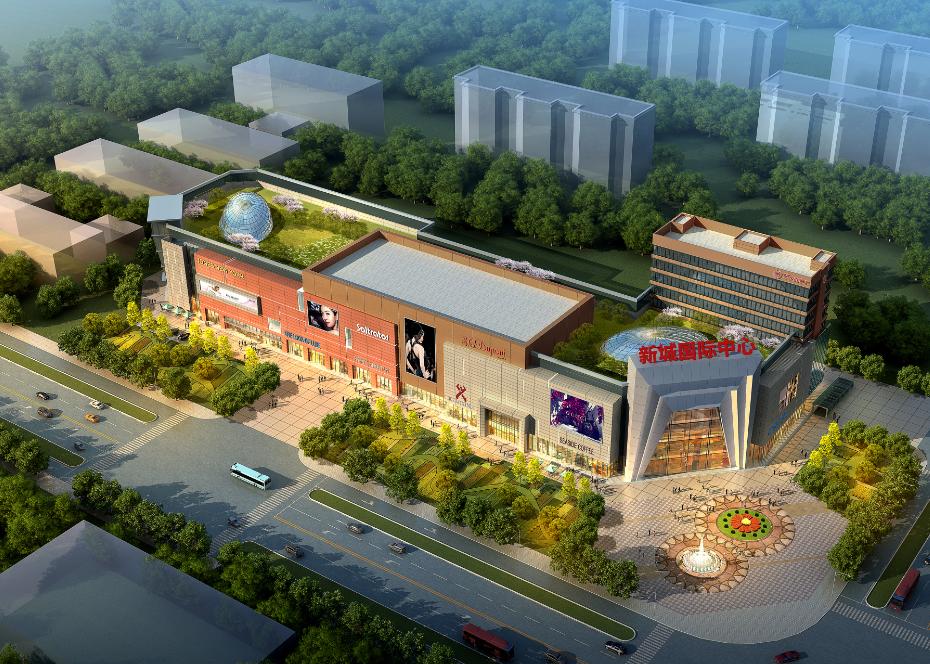 周口郸城新城国际中心