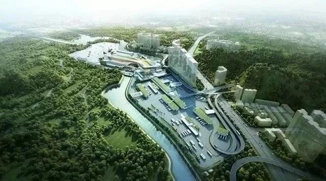 深圳莲塘口岸商业城