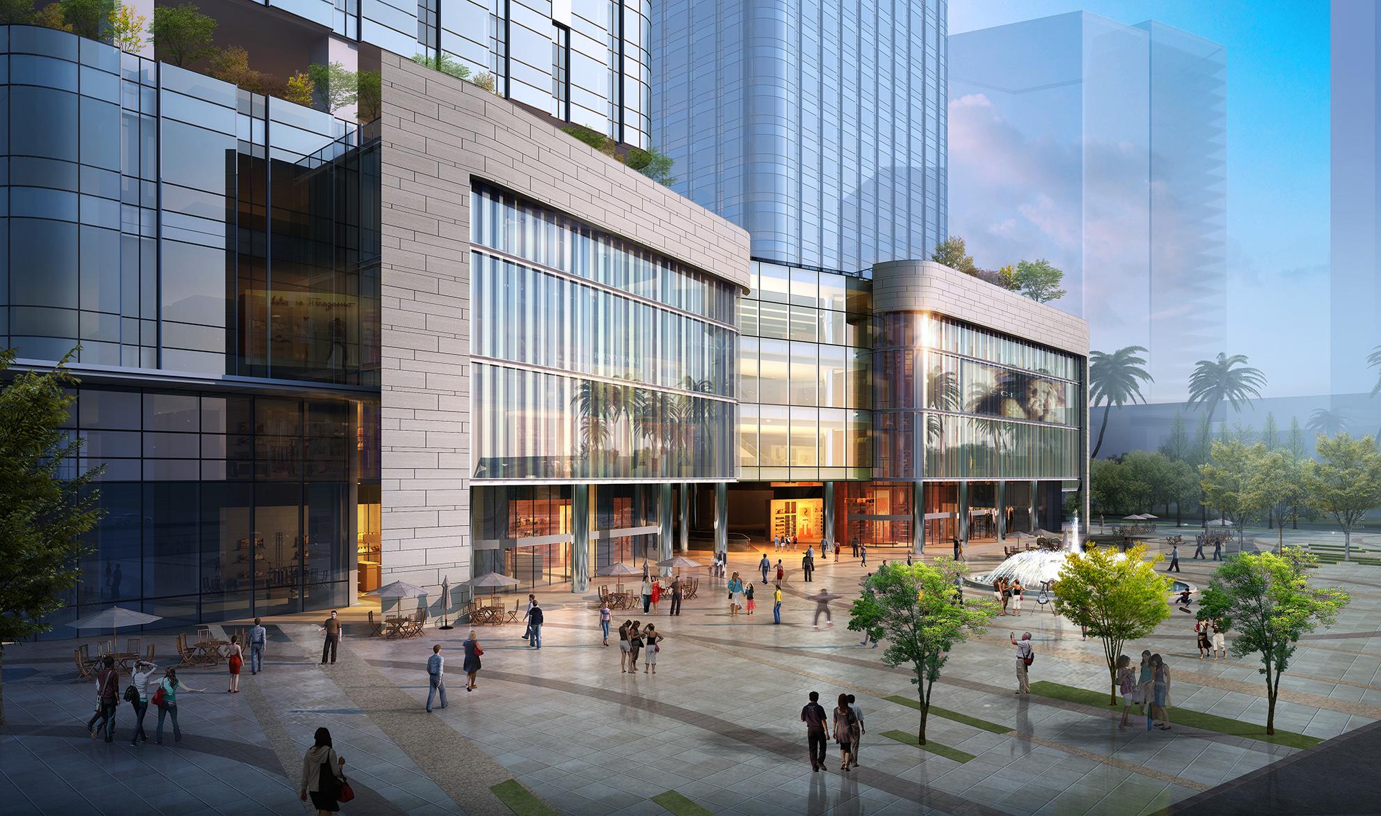 深圳BO SPACE购物中心