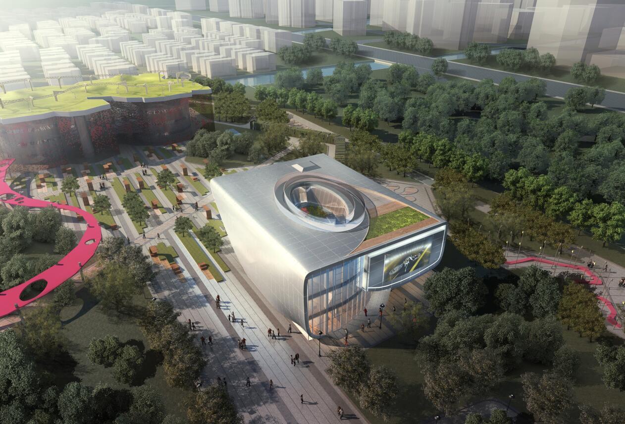 上海G60拉斐尔云廊