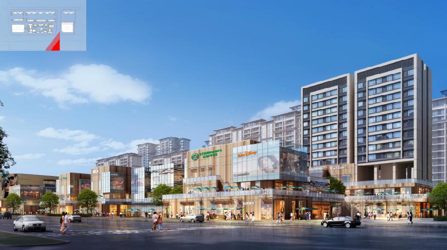 吉安太阳广场摩尔城购物中心
