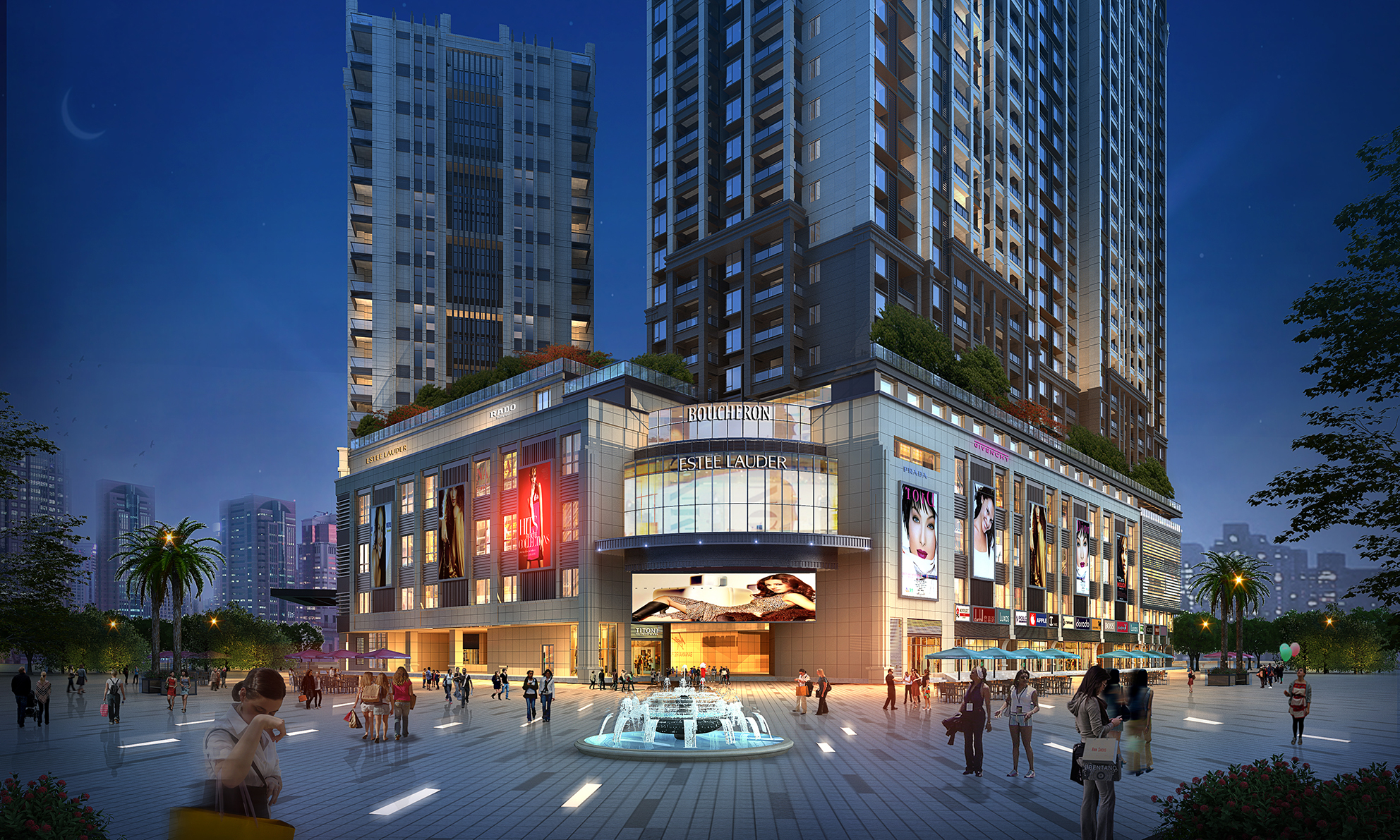 汕头东厦100购物公园