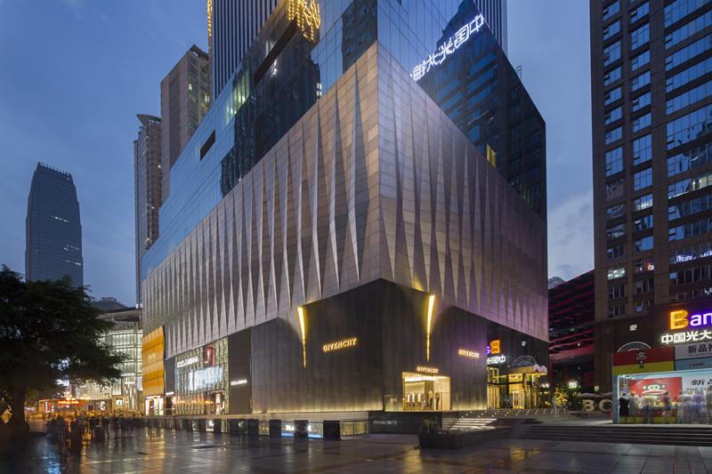 重庆WFC Mall 环球广场