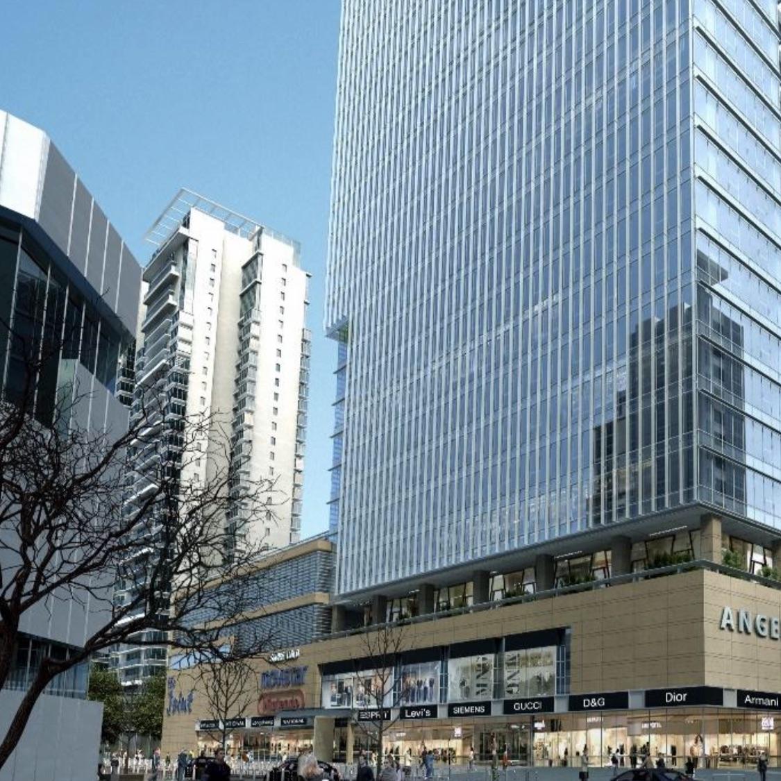 深圳安吉尔商业中心