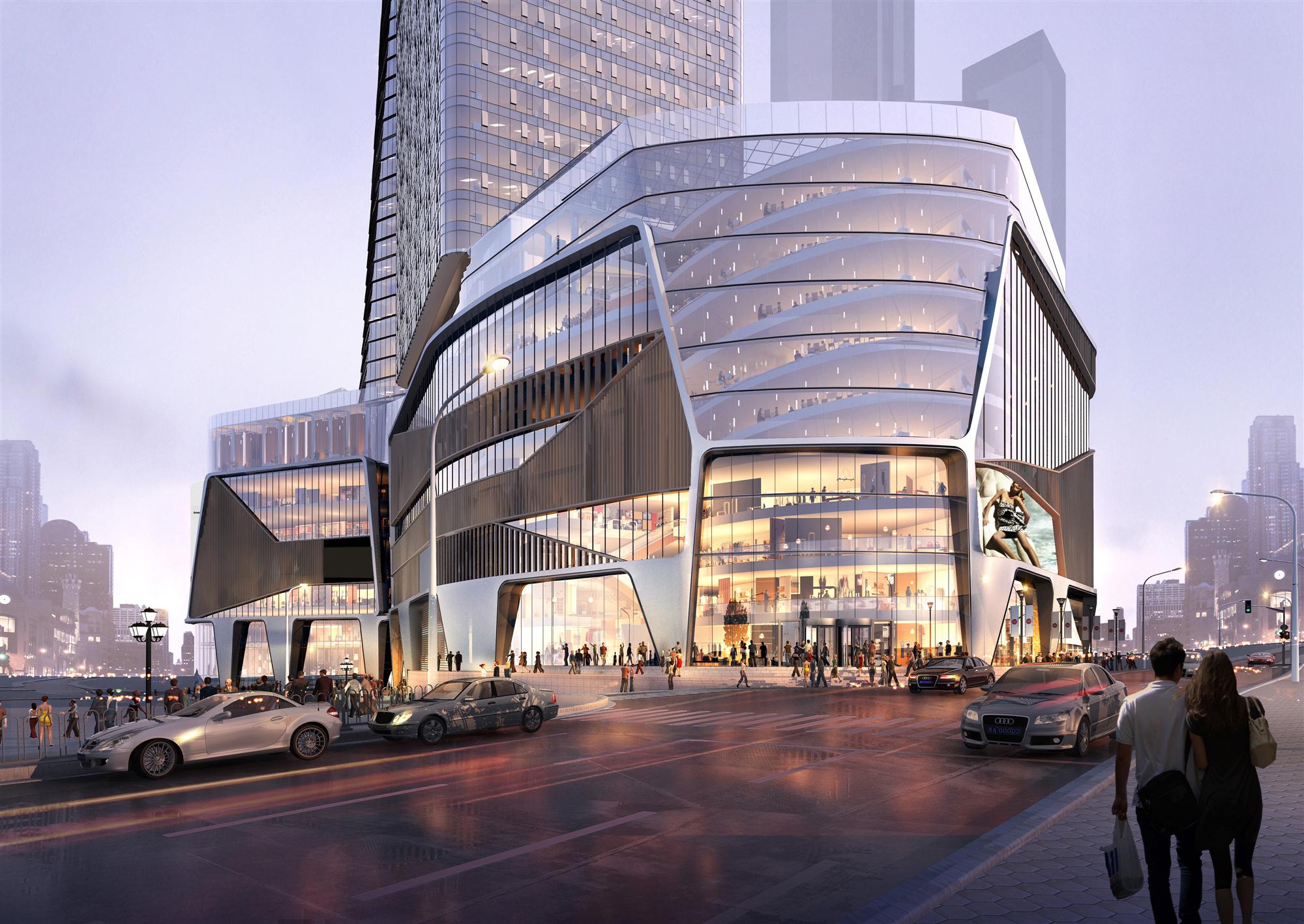 重庆ONE MALL 万摩购物中心