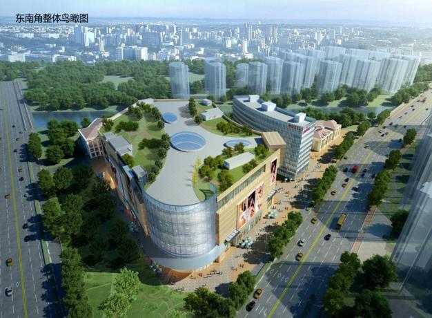 盐城壹方荟购物中心