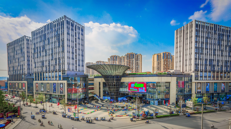 龍湖成都北城天街