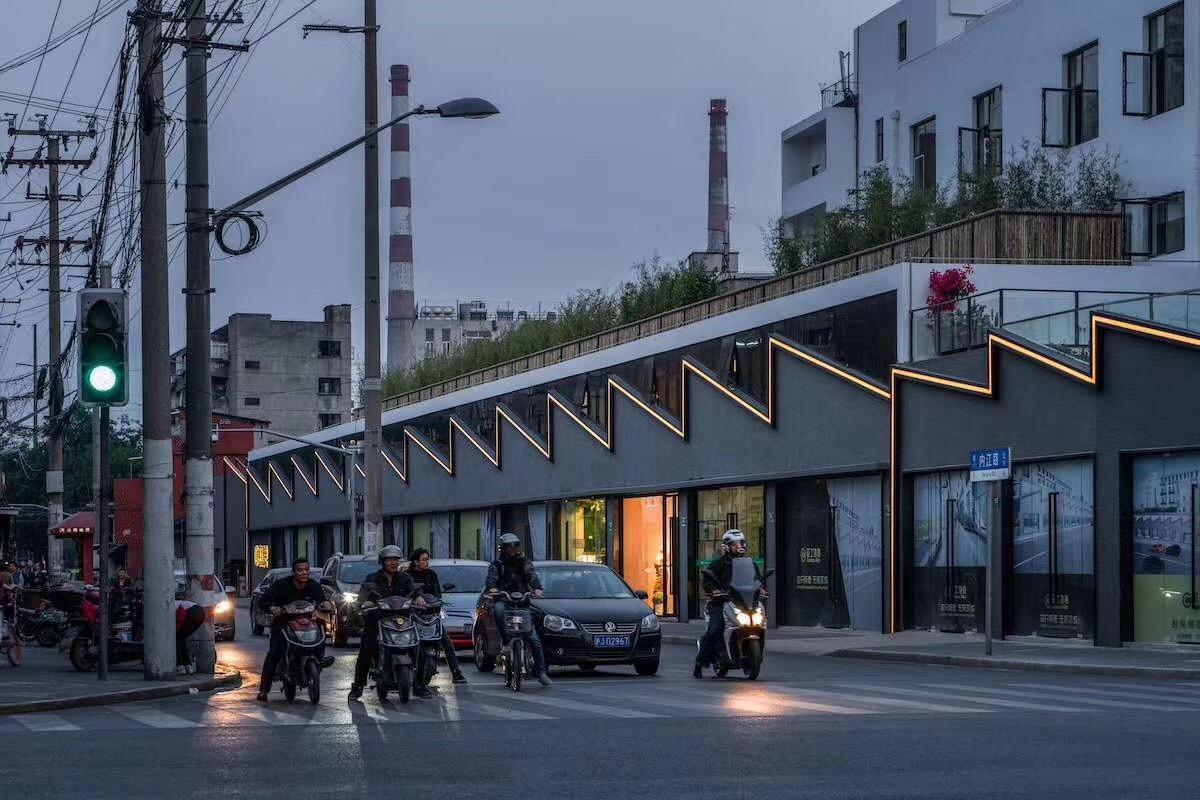 上海芯工创意园
