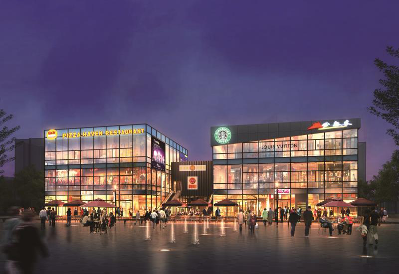 扬州绿茵广场
