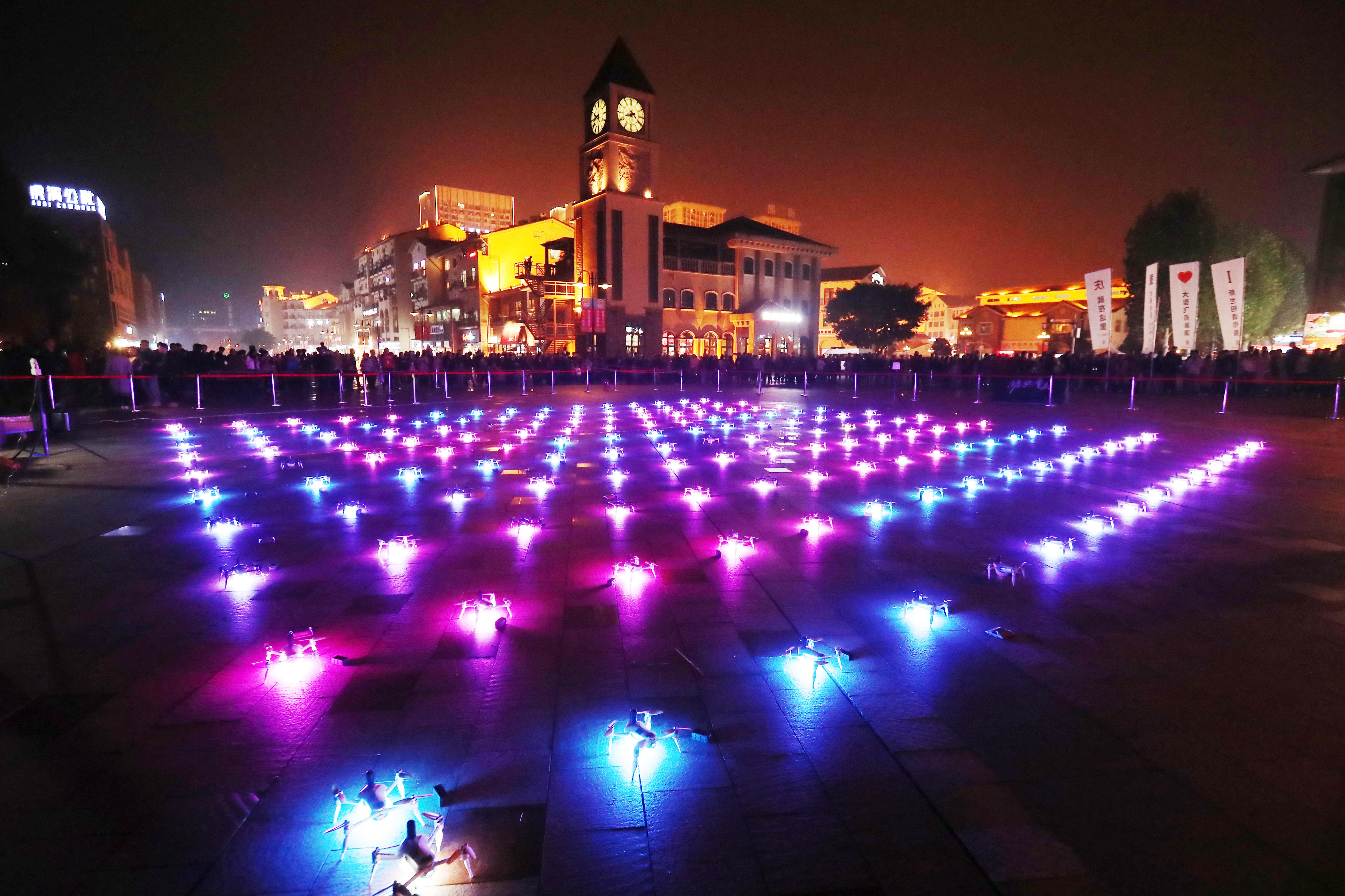 重庆兴亚熙街