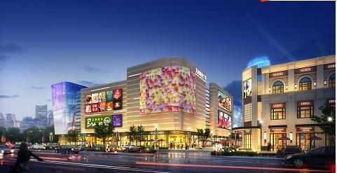 上海浦东新区天和商业广场