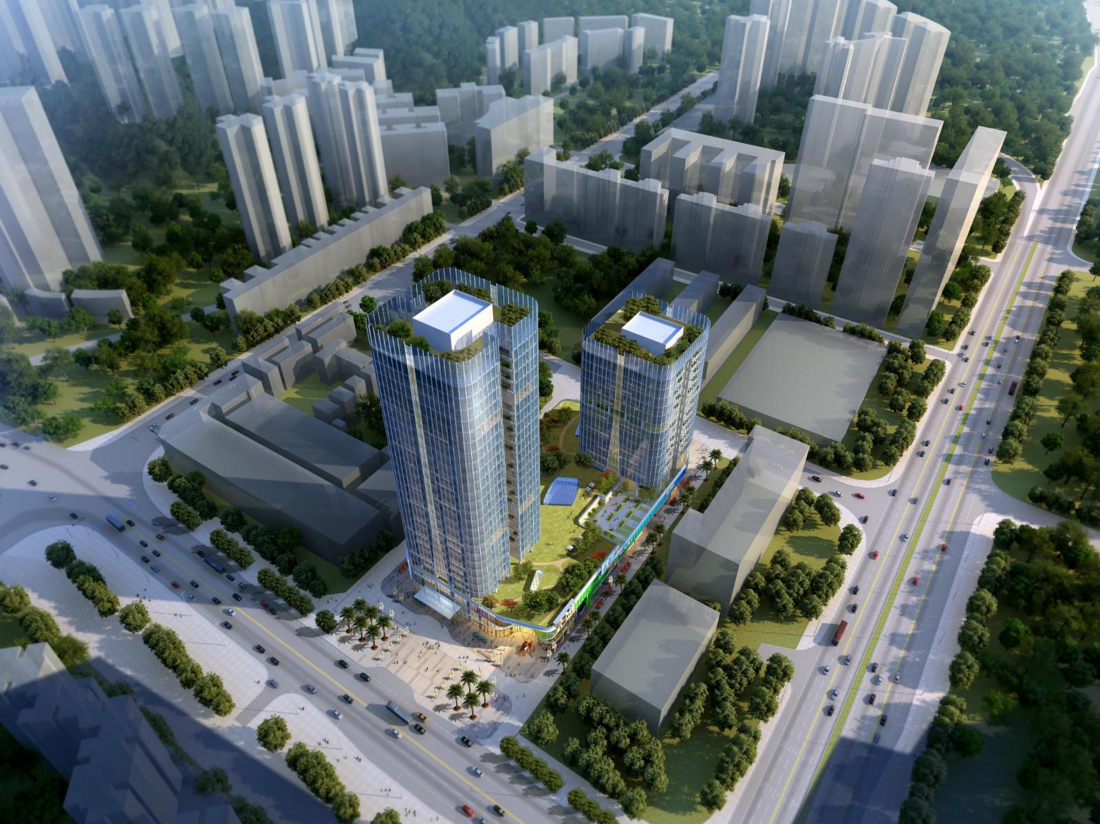 深圳well link city