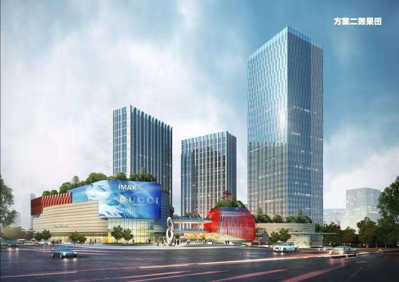 重庆飞洋创拓两港中心