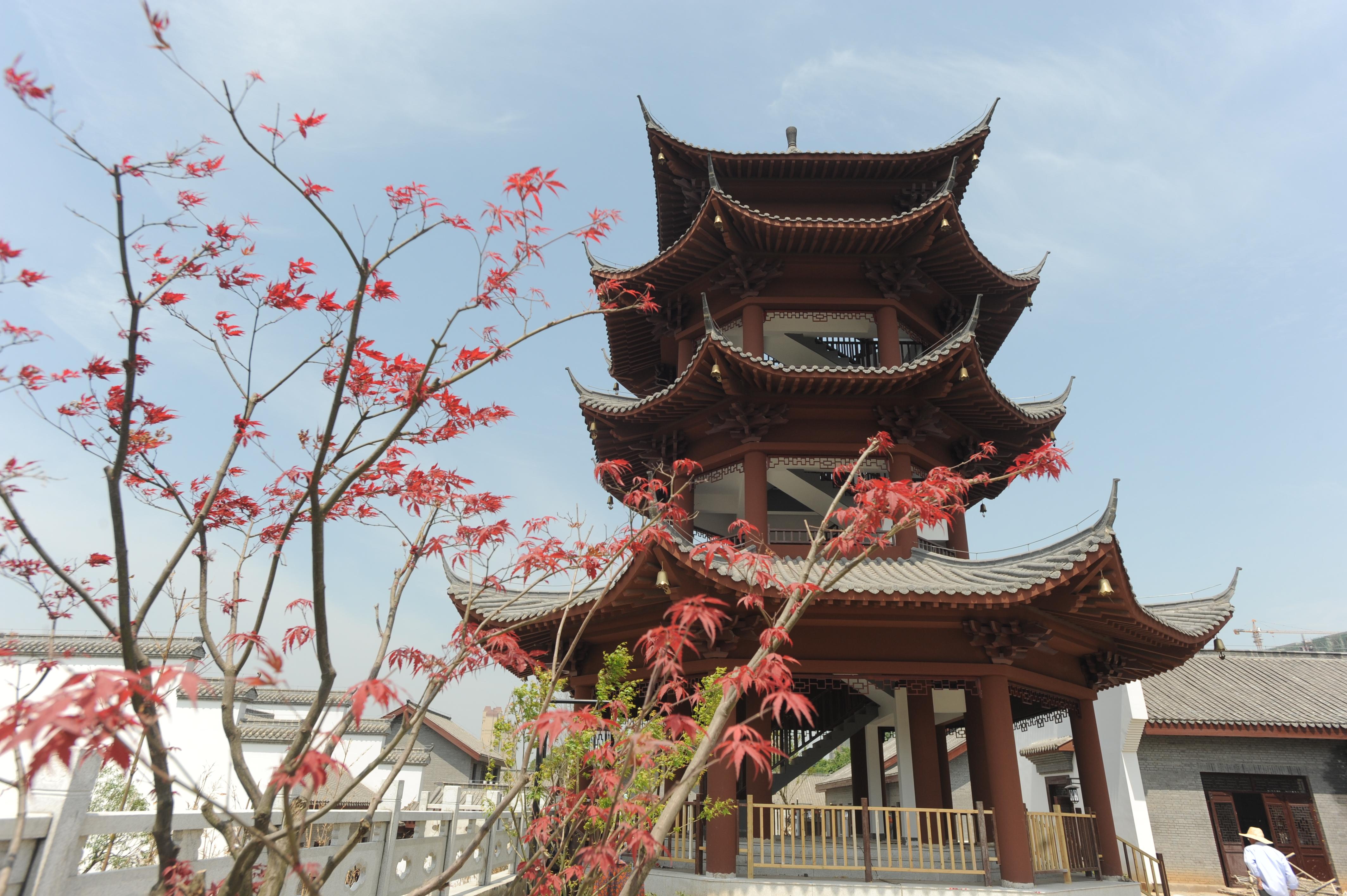 武汉码头潭文旅小镇