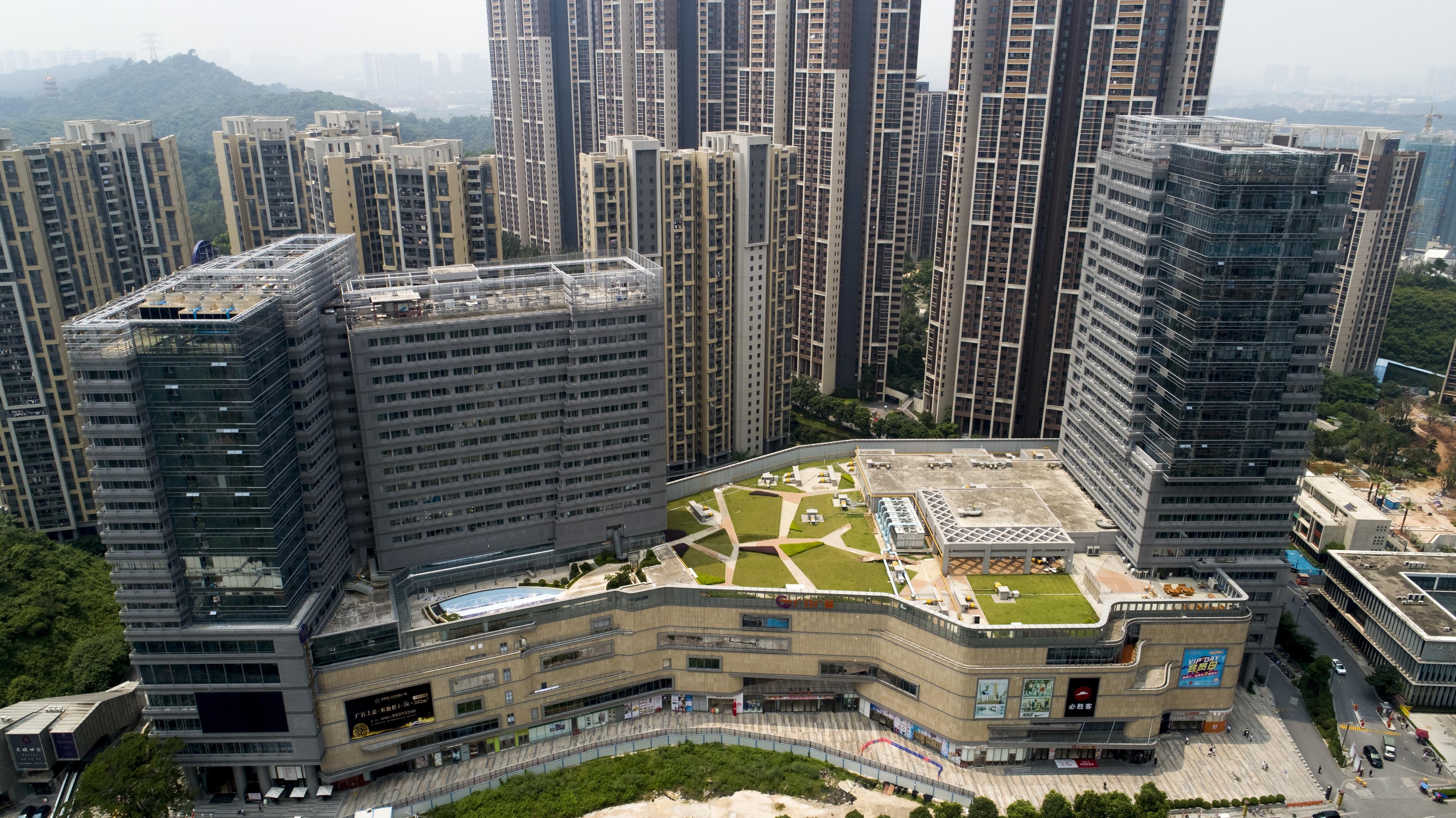 佛山碧桂园·金沙国际广场