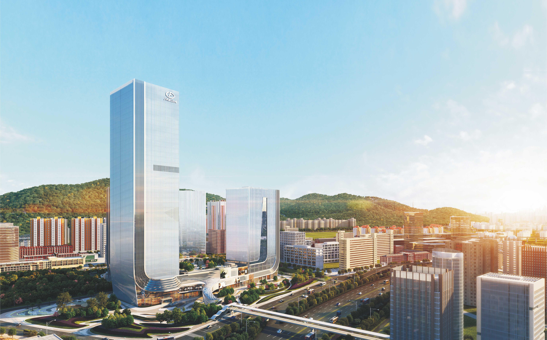 深圳方大城