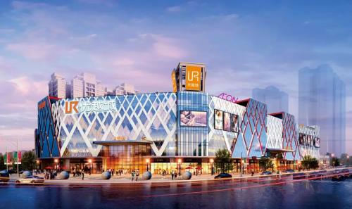 坦洲優越城購物中心